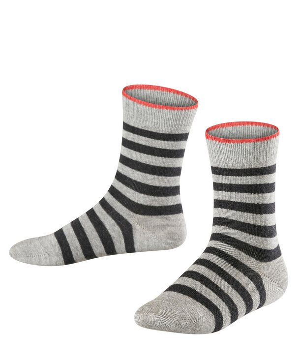 Gar/çon Falke Pencil Stripe Chaussettes