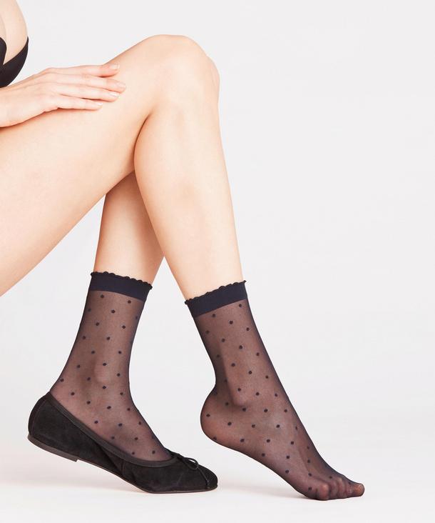 Dot 15 DEN Socken, Punkte
