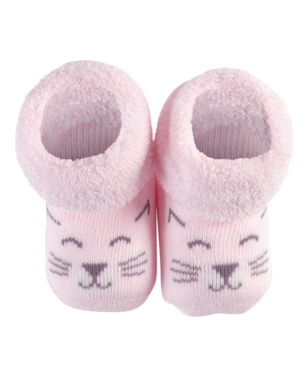 Los bebés 1 Par de Calcetines Falke catspads Slipper