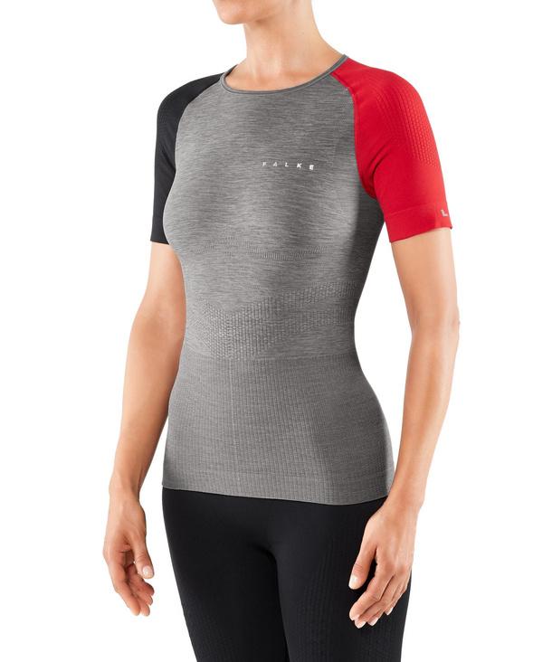 Falke Damen Running Fitness Funktionsshirt Langarmshirt Half Zip Farbwahl
