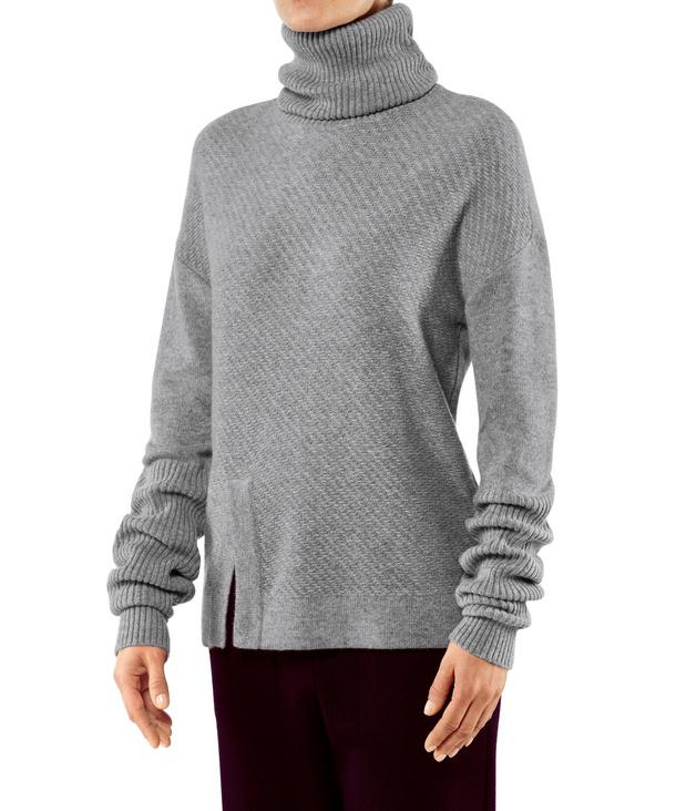 Audrey Damen Pullover Rollkragen