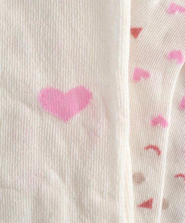 Baumwollmischung Farben 1 St/ück Herzchen-Detail versch Spannendes Design durch viele Formen und Farben FALKE Baby Strumpfhosen Symbols Gr/ö/ße 62-92