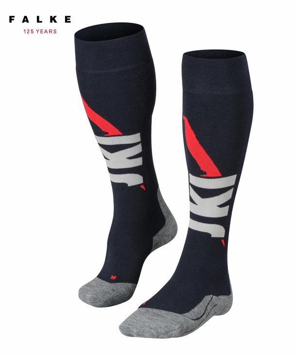 FALKE SK4 Wool Knee Socks Mens Knee Socks