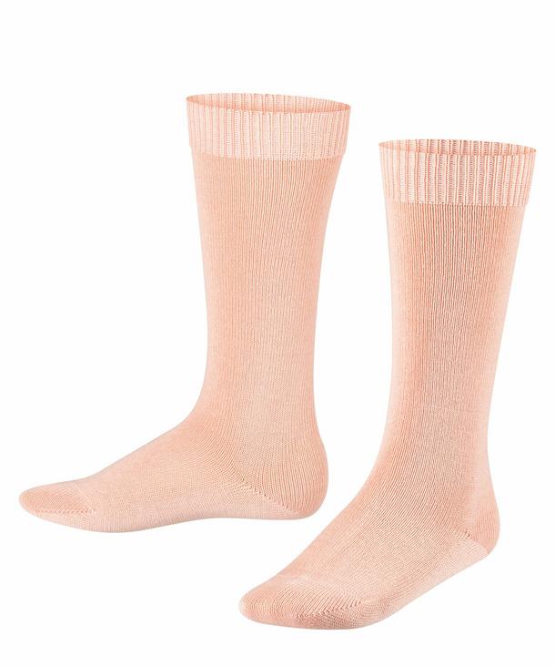 1 Pair Long socks for boys and girls 94/% Cotton Sizes: 2 to 16 Years /Ι UK 6-8 /Ι EU 23-42 FALKE Unisex Kids Family Knee-High Socks Multiple Colours