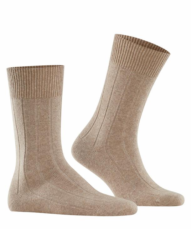 UK 8.5-11 1 Pair Wool//Cashmere Blend Grey FALKE Mens Lhasa Rib Socks EU 43-46 /Ι US 9.5-12 Light Grey Melange 3390