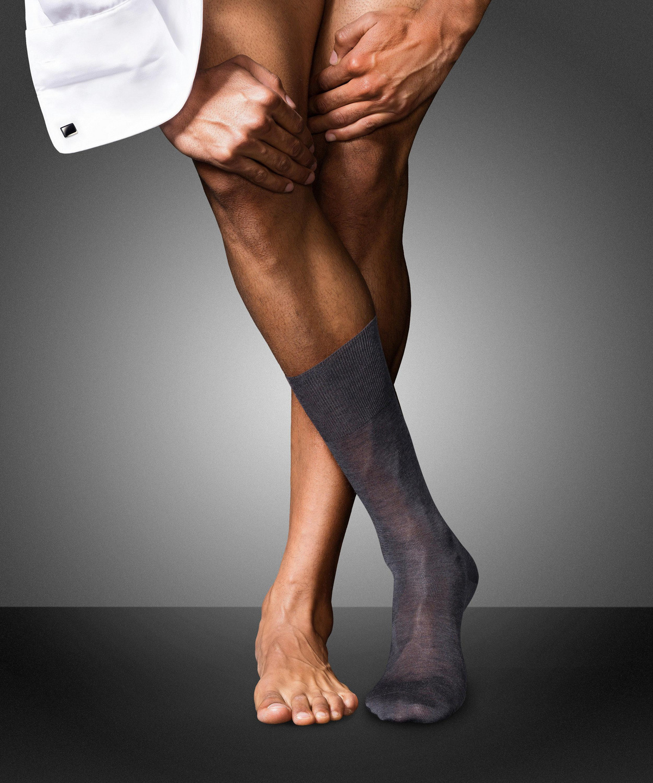9 Pure Fil Decosse Socks FALKE Mens No