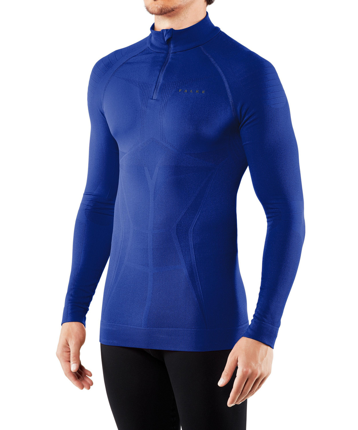 For hiking Performance Fabric Multiple Colours breathable FALKE Mens Maximum Warm Trend Long Sleeve Base Layer Top trekking snowboarding: warm quick dry Sizes S-XXL ski 1 Piece