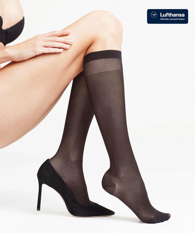 Vitalize 20 Den Women Knee High Socks Falke