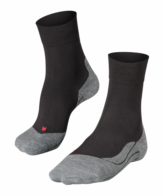 Falke Mens ru4 Light Sport Socks Black New
