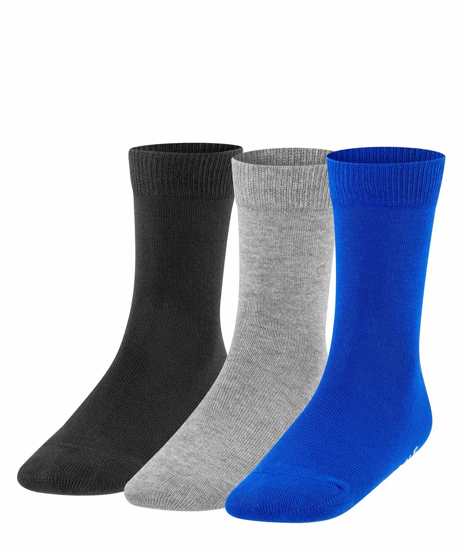 Family 3-Pack Kids Socks   FALKE