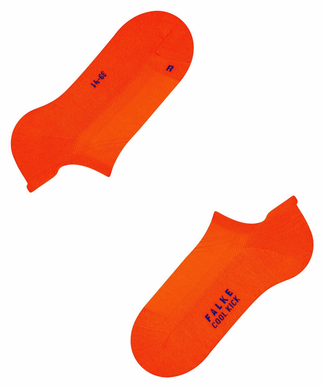 Funktionsfaser Gr/ö/ße 35-48 Ultraleichte Pl/üschsohle Versch 1 Paar hoher Feuchtigkeitstransport FALKE Unisex Sneakersocken Cool Kick Farben