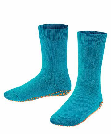 Kinder Antirutsch Socken Stoppersocken mit Wolle